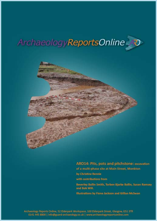 ARO22: Outside the walls: excavations within the annexe at Camelon Roman fort